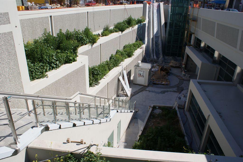 Πρόοδος επέκτασης προς Ανθούπολη, Ιούνιος 2011. Πηγή: Αττικό Μετρό