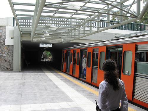 Ο σταθμός του Μετρό στο Θησείο