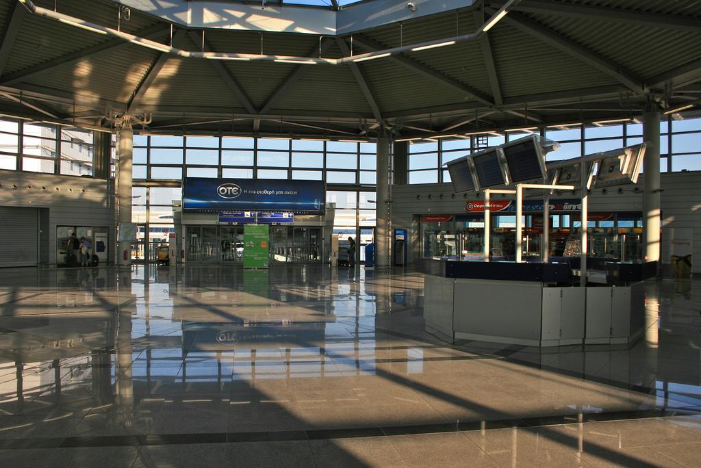 Ο Σιδηροδρομικός Σταθμός του Διεθνούς Αερολιμένα «Ελευθέριος Βενιζέλος»