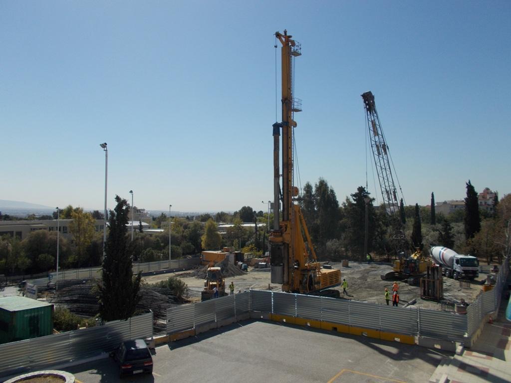 Επέκταση του Μετρό προς Πειραιά, πηγή: ΑΤΤΙΚΟ ΜΕΤΡΟ Α.Ε.