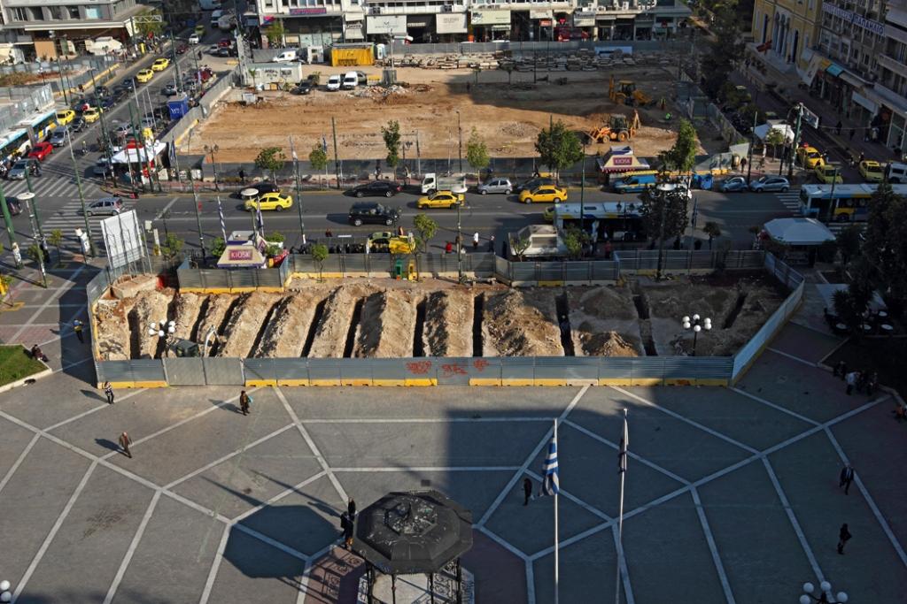 Επέκταση της γραμμής 3 του Μετρό προς τον Πειραιά. Πηγή: ΑΤΤΙΚΟ ΜΕΤΡΟ Α.Ε.