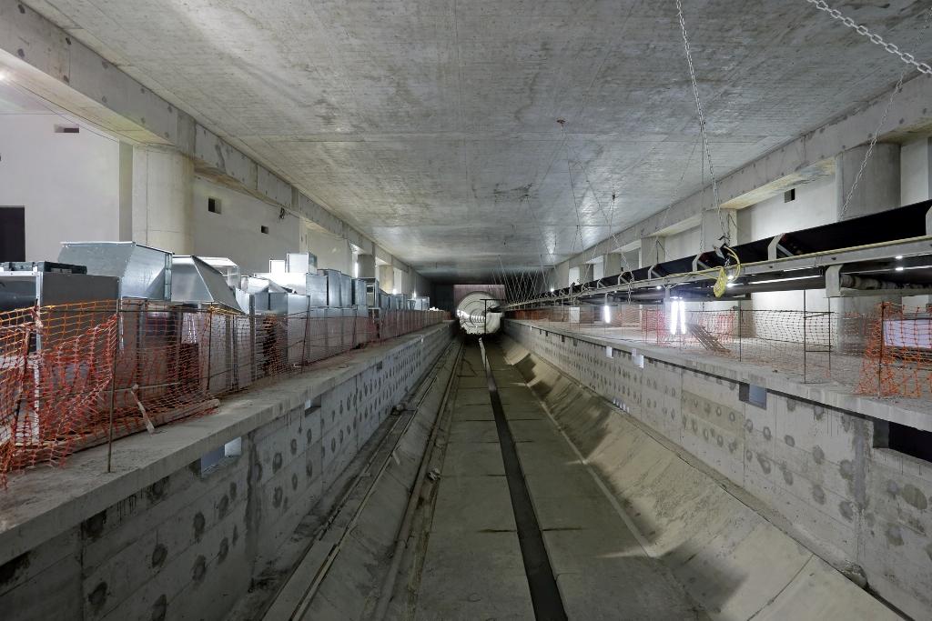 Επέκταση Μετρό Αύγουστος 2016