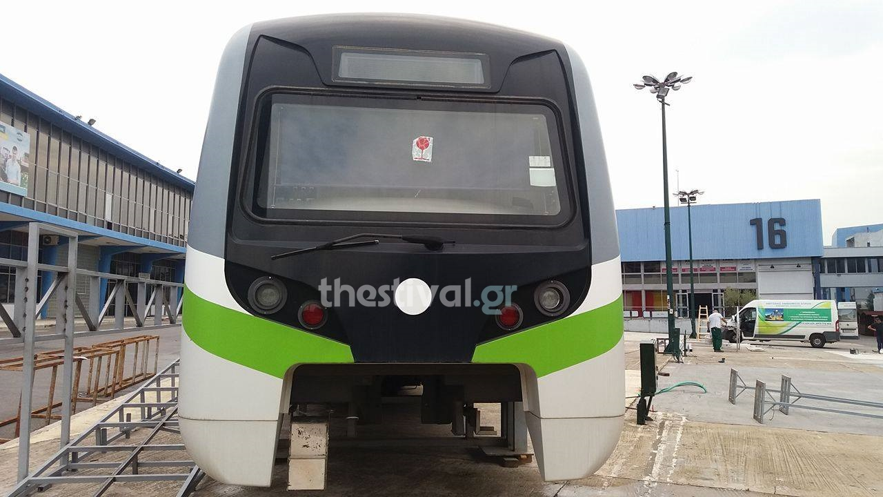 Μετρό Θεσσαλονίκης ΔΕΘ 2