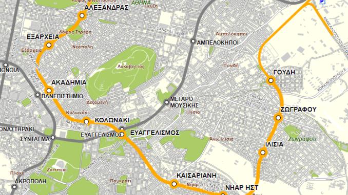 Γραμμή 4 Μετρό: Ολοκληρώθηκε η πρώτη φάση του διαγωνισμού, 4 οι μνηστήρες