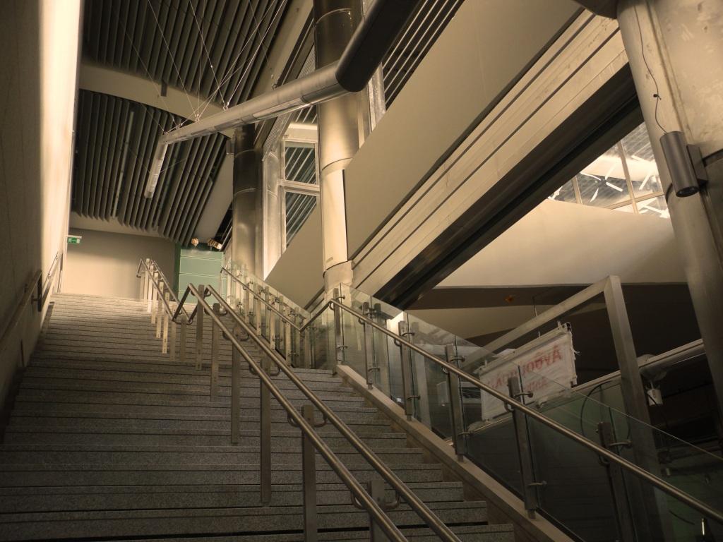 Πρόοδος επέκτασης προς Ανθούπολη, σταθμός Ανθούπολη, Αύγουστος 2011. Πηγή: Αττικό Μετρό