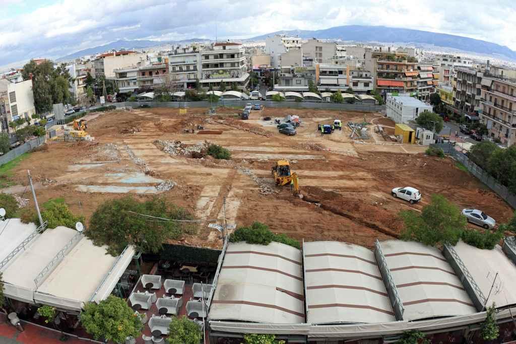 Επέκταση της γραμμής 3 προς τον Πειραιά. Πηγή: ΑΤΤΙΚΟ ΜΕΤΡΟ Α.Ε.