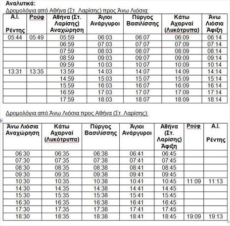 dromologia-athina-ano-liosia-trainose