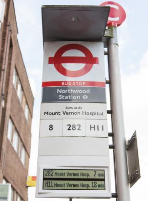 Στάση Λονδίνο 1