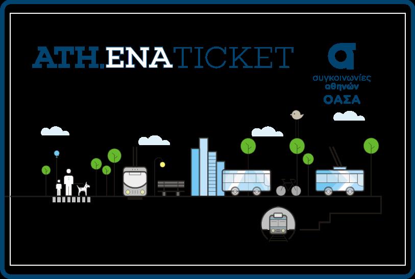Athens Ticket Ηλεκτρονικό Εισιτήριο