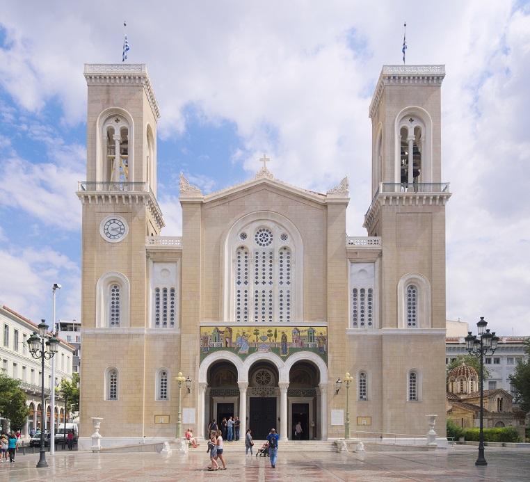 Athens Metropolitan Cathedral