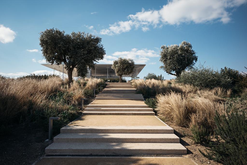 Stavros Niarchos Foundation Cultural Center Athens