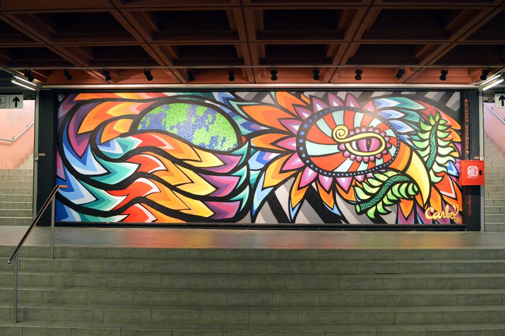 Ειρήνη γκράφιτι 1