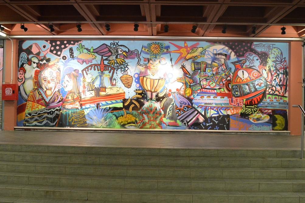 Ειρήνη γκράφιτι 2
