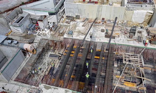 Πρόοδος επεκτάσεων Μετρό και Τραμ