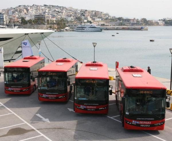 Λεωφορεία Πειραιάς