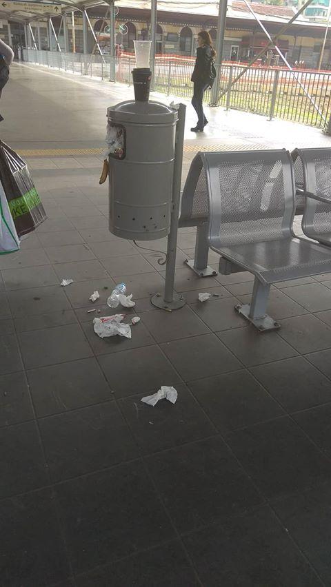 Σταθμός Λαρίσης καθαριότητα 3