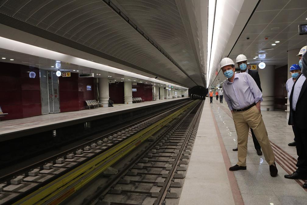 Καραμανλής Αγιά Βαρβάρα Μετρό 3