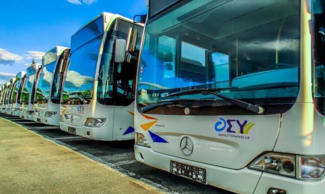 Τα 40 πρώτα μεταχειρισμένα λεωφορεία βγαίνουν στο δρόμο