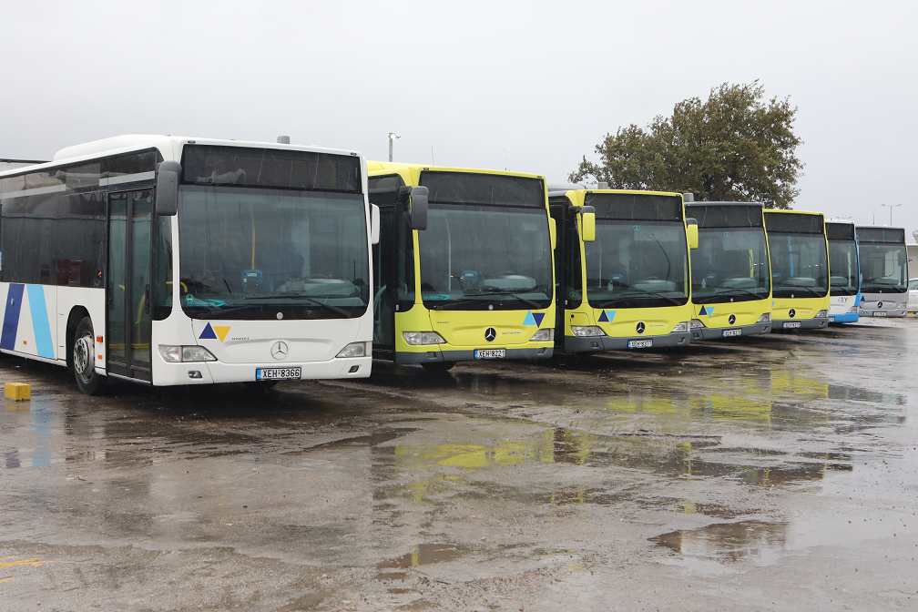 Λεωφορεία ΚΤΕΛ