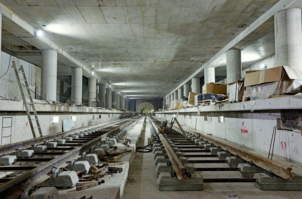 «Στην αφετηρία» η γραμμή 4 του Μετρό – Η πρόοδος των έργων Μετρό και Τραμ