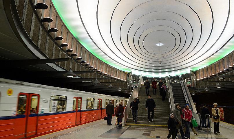 Βαρσοβία Μετρό