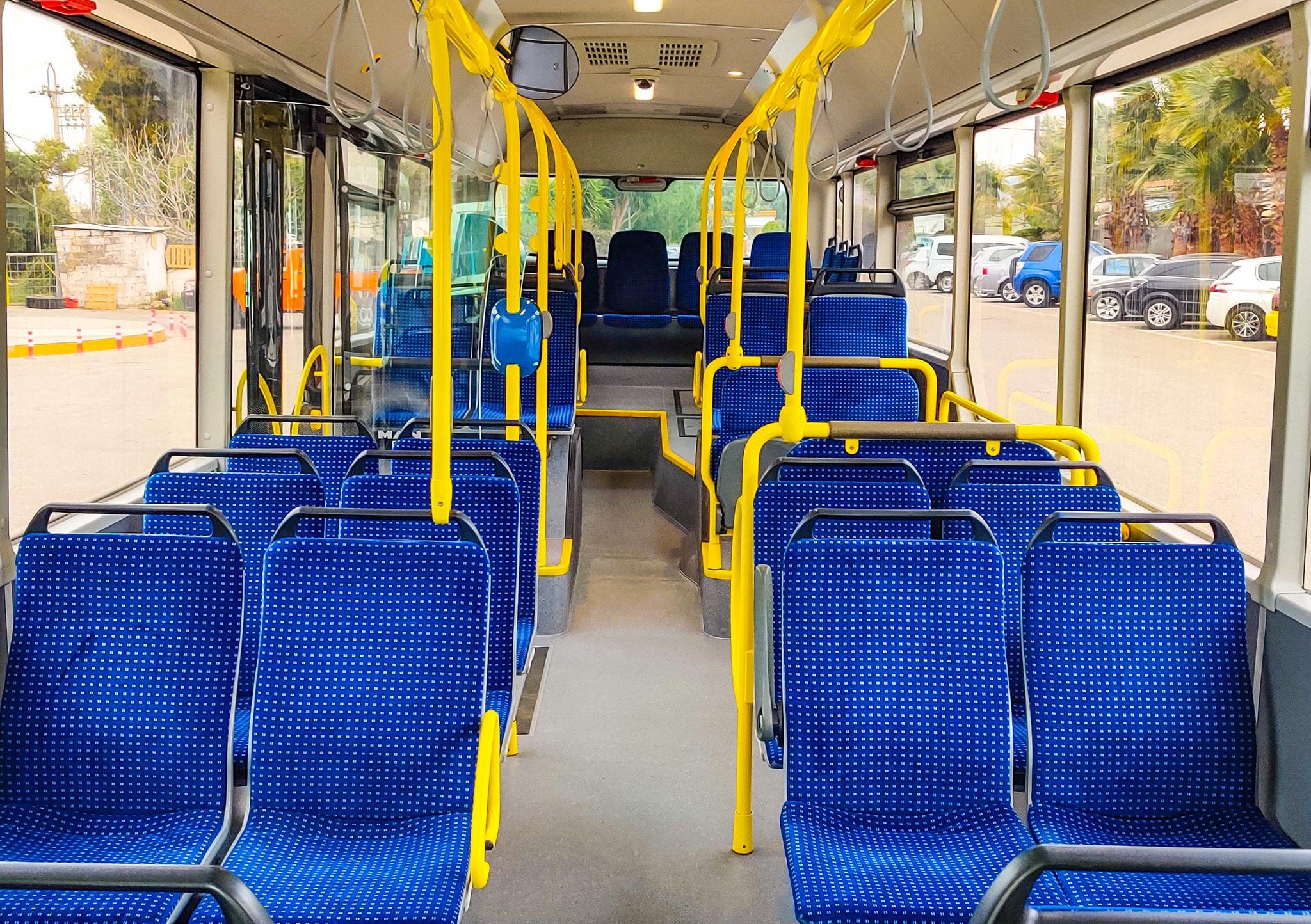Λεωφορεία MAN 3