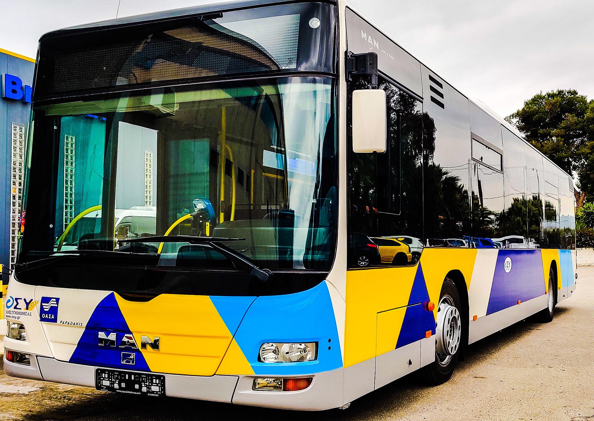 Λεωφορεία MAN 6