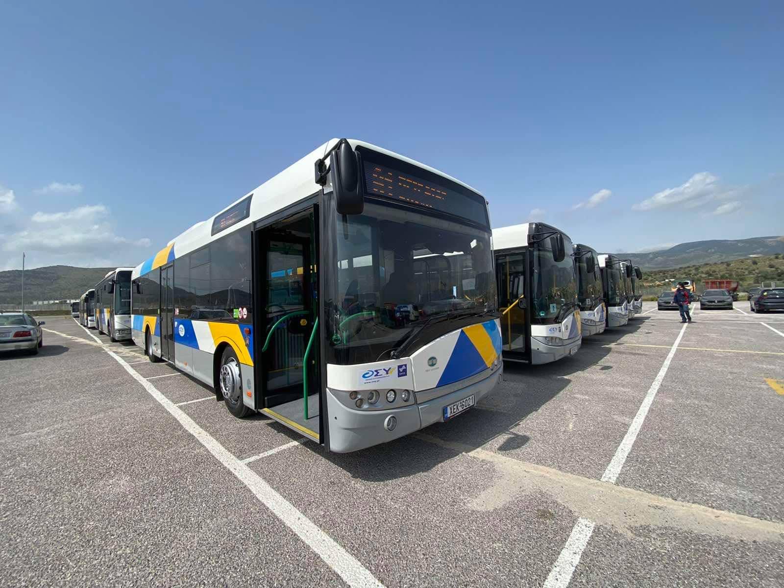 Λεωφορείο Solaris Urbino