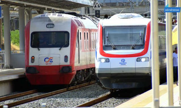 Hellenic Train, το νέο όνομα της ΤΡΑΙΝΟΣΕ