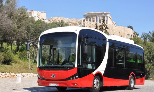 Ξεκίνησε ο διαγωνισμός για 770 νέα «πράσινα» λεωφορεία